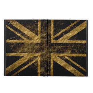 Vintage 6 de la bandera de Reino Unido