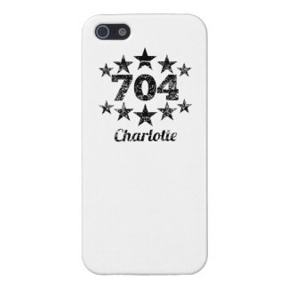 Vintage 704 Charlotte Cases For iPhone 5