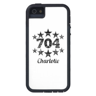 Vintage 704 Charlotte Cover For iPhone 5