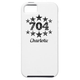 Vintage 704 Charlotte iPhone 5 Cover