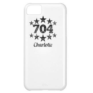 Vintage 704 Charlotte iPhone 5C Cases
