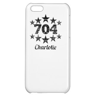 Vintage 704 Charlotte iPhone 5C Cover