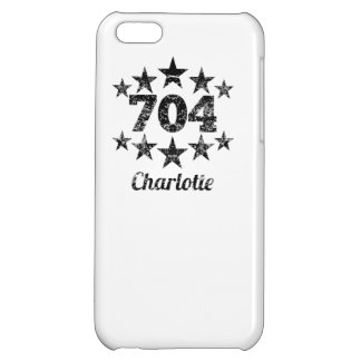 Vintage 704 Charlotte iPhone 5C Covers