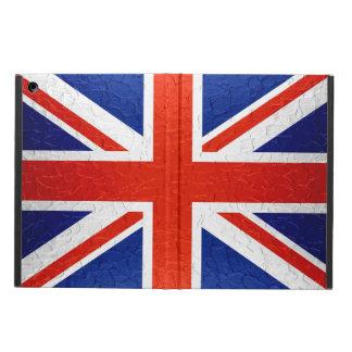 Vintage 7 de la bandera de Reino Unido