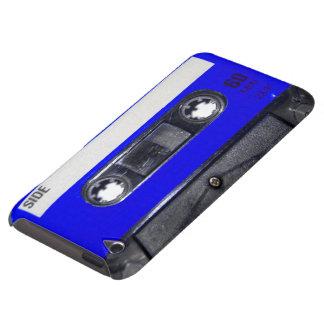 Vintage 80 s Blue Label Cassette Case-Mate iPod Touch Case