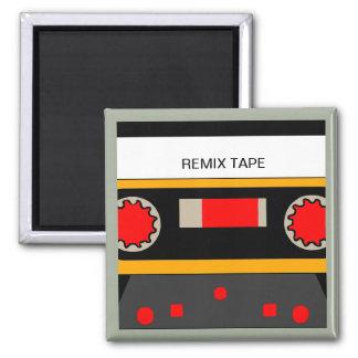 Vintage 80's Cassette Magnet