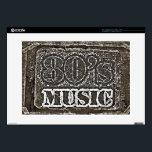 """Vintage 80&#39;s Music Skin<br><div class=""""desc"""">80&#39;s Music Skins</div>"""
