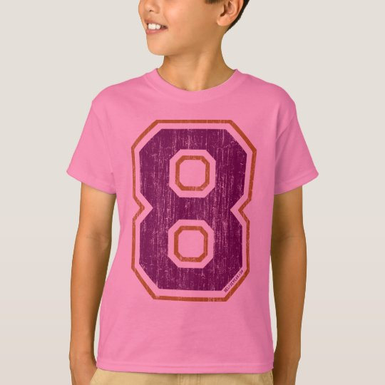 Vintage #8 (for all apparel) T-Shirt
