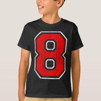 Vintage #8 T-Shirt