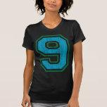 Vintage #9 (para toda la ropa) camiseta