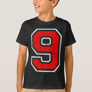 Vintage #9 T-Shirt