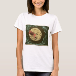 Vintage A Trip to the Moon Silent Movie T-Shirt