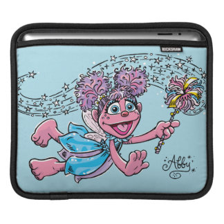 Vintage Abby iPad Sleeve