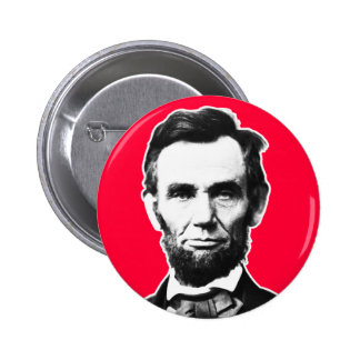 Vintage Abe Lincoln Pin