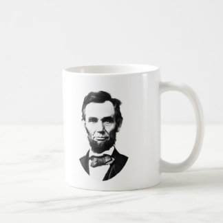 Vintage Abe Lincoln Coffee Mug