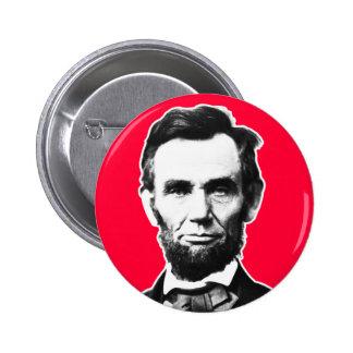 Vintage Abe Lincoln Pinback Button