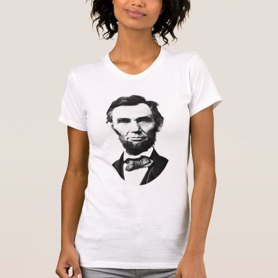 Vintage Abe Lincoln T-Shirt