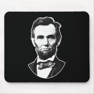 Vintage Abe Lincoln Tapete De Ratón
