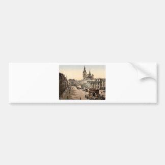 Vintage Aberdeen - Union Street Bumper Sticker