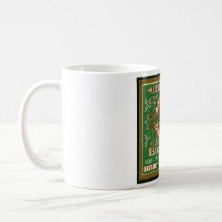 Vintage Absinthe Label Coffee Mug