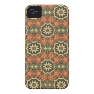 Vintage Abstract (14) iPhone 4 Case