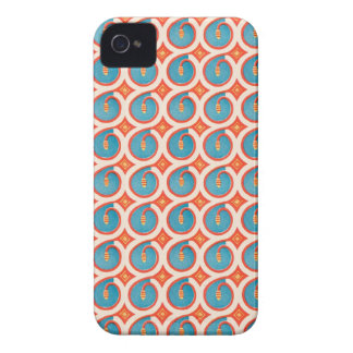 Vintage Abstract (16) iPhone 4 Case-Mate Case