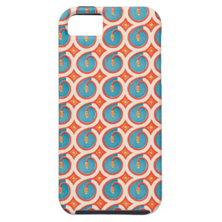 Vintage Abstract (16) iPhone SE/5/5s Case