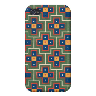 Vintage Abstract (3) iPhone 4/4S Cases