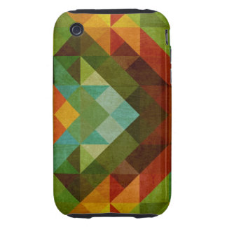 vintage abstract case tough iPhone 3 cases