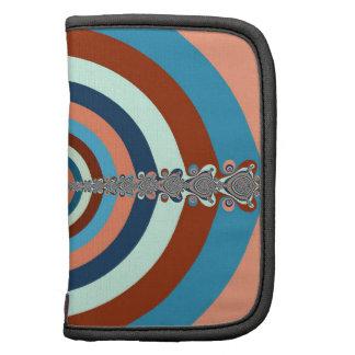 Vintage Abstract Dart Board Organizers