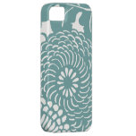 Vintage Abstract Floral Pattern iPhone5 cases iPhone 5 Cover