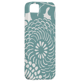 Vintage Abstract Floral Pattern iPhone5 cases