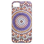 Vintage Abstract Floral Pattern iPhone covers iPhone 5 Covers