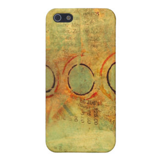 Vintage Abstract iPhone 5/5S Cases