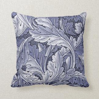 Vintage Acanthus Leaf Decor Pillow