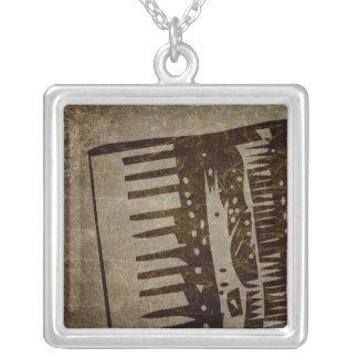 vintage accordion jewelry