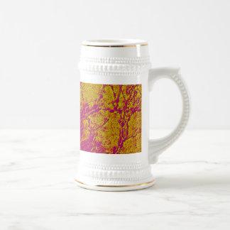 Vintage Acrylic Colormania Energy Plate Mug