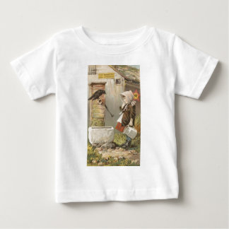VIntage Ad Card for the Domestic Sewing Machines T-shirt