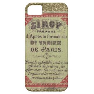 Vintage Ad French De Paris iPhone 5 Cover