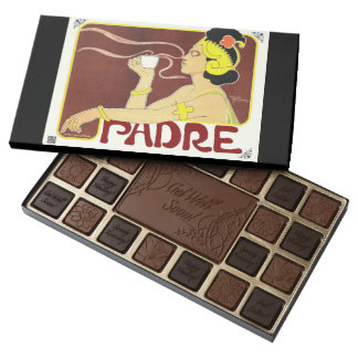 Vintage Ad Homage 2015 Assorted Chocolates