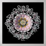 Vintage adaptable Haeckel Impresiones