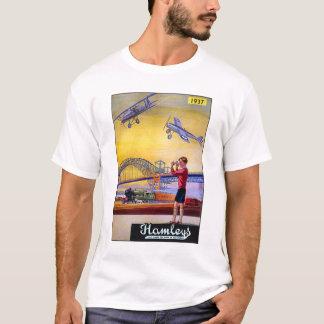 Vintage Advertisement: Hanleys Toy Airplane T-Shirt
