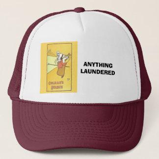 Vintage advertising, Colman's Starch Trucker Hat