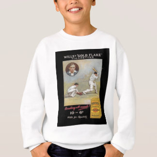 Vintage advertising   early 20th century sweatshirt