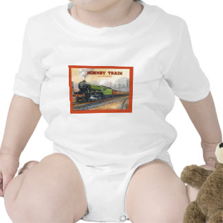 Vintage Advertising Hornby Train sets T Shirts