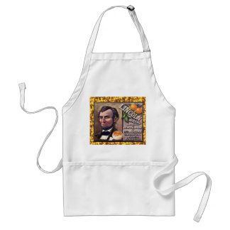 Vintage Advertising, Lincoln Brand Citrus fruits Adult Apron