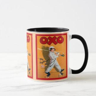 Vintage advertising, Oxo, my nightcap Mug