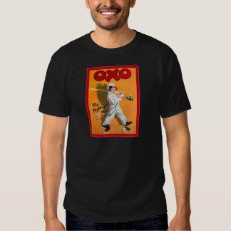 Vintage advertising, Oxo, my nightcap T-shirt