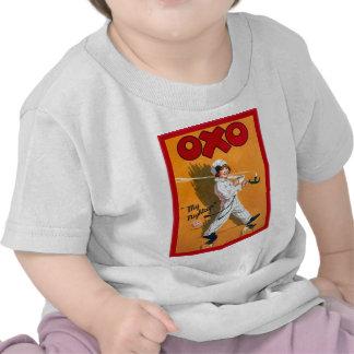 Vintage advertising Oxo my nightcap T Shirt