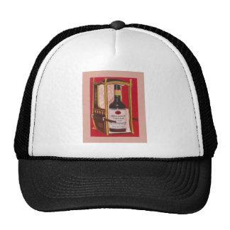 Vintage advertising, Regency Cream Sherry Trucker Hat